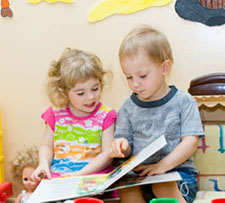 Toddler Program - Portland and Happy Valley Child Care